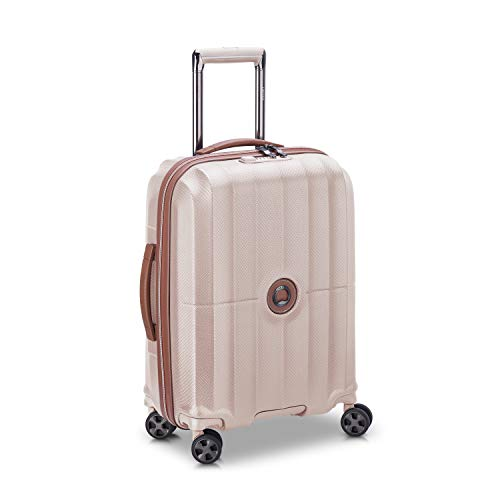 Delsey ST Tropez Trolley, Unisex Adulto, Pink, S