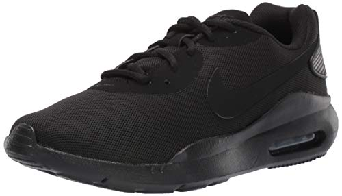 Nike Women's Air Max Oketo Sneaker, Black/Black-Black, 6.5 Regular US