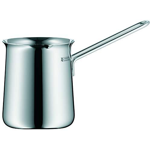WMF Gourmet Mokkakännchen 340 ml, Mokkakanne für 6 Tassen geeignet, Cromargan Edelstahl poliert, spülmaschinengeeignet