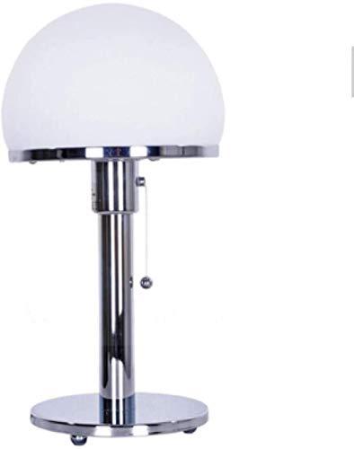 Lampen Buchlampe Tischlampe Leselicht Licht Lernen Designer Beleuchtung Replica Wg24 Bauhaus Tischleuchte - Die Bauhaus Leuchte