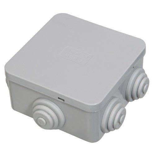 Caja Estanca Superficie Con Clip 80x80x40 mm.: Amazon.es ...