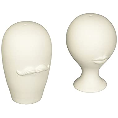 Jonathan Adler Mr & Mrs Muse Salt & Pepper Shakers