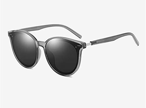 Grote Frame Universele Polariserende Zonnebril Voor Mannen En Vrouwen Ster Rijst Nagel Mode Stijl Klassieke Retro Anti-Ultraviolet Bescherming Rijden Reizen