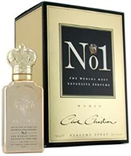 Clive Christian No.1 The Worlds Most Expensive Perfume for Women 1.6 Fl oz. Spray