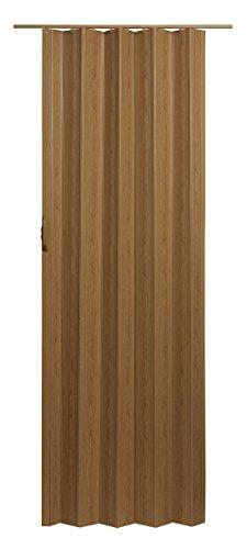 """Spectrum VS3280K Via 24"""" to 36"""" x 80"""" Accordion Folding Door, Oak"""