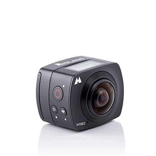 Midland C1287 Videocamera Panoramica H180, Nero, 1920 x 1440 p