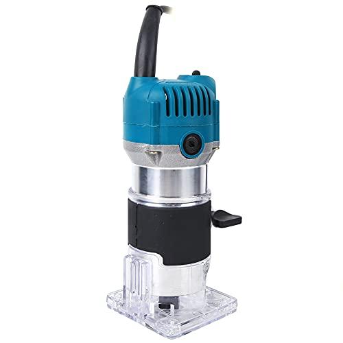 Weikeya Trimming Machine, Morsetto d'angolo Grado AC Alimentatore Alluminio Realizzato 530 (W)