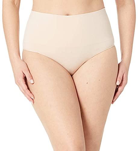 Spanx SS0715-SOFT XL Slip Modellanti, Beige (Soft Nude Soft Nude), 44 (Tamaño del Fabricante:XL) Donna