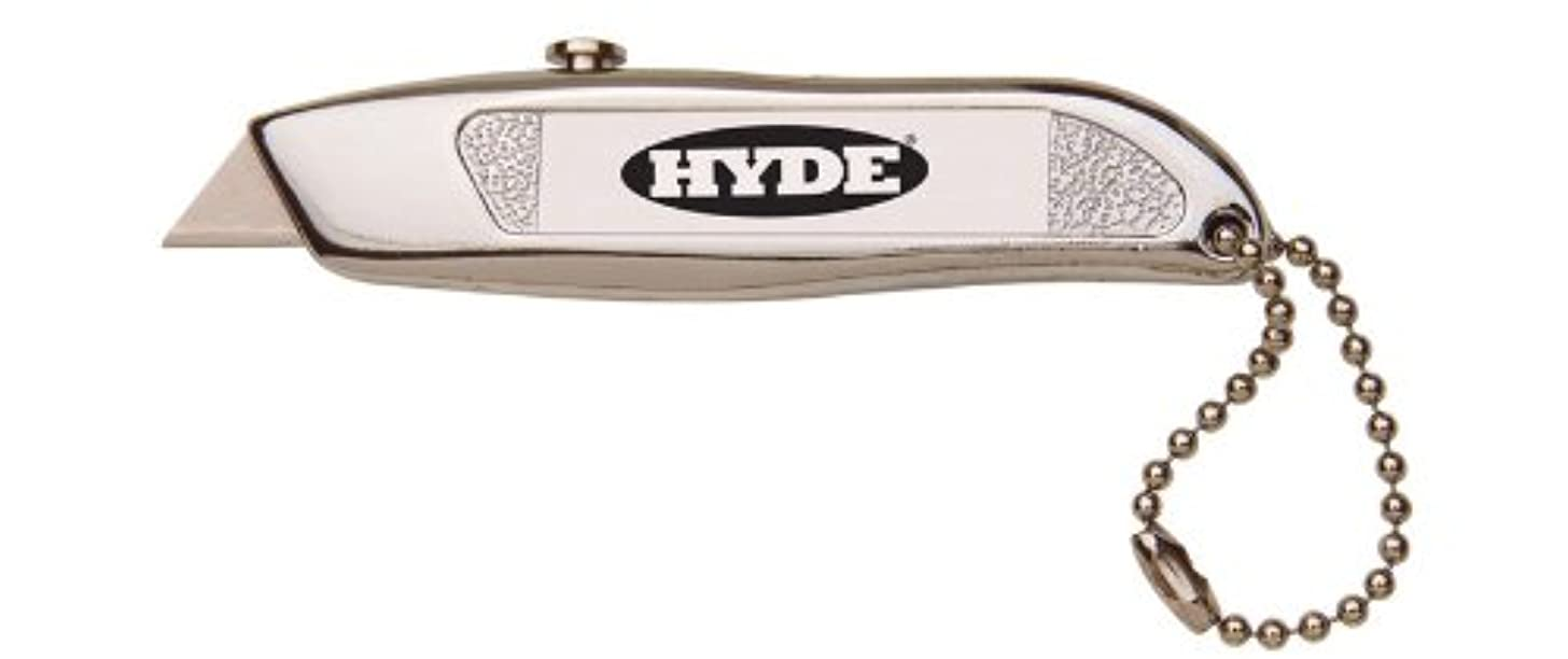 Hyde Tools 42025 Mini Top Slide Utility Knife