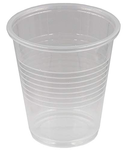 Healthstar Disposable Plastic Cups - 200 Count (3 oz)