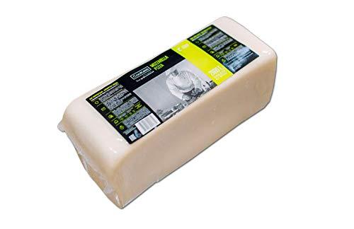 [冷蔵] グラスフェッドチーズ モッツァレラ セミハード 2600g ハラル、NON-GMO認証 Grassfed Mozzarella 2600g (halal cheese)