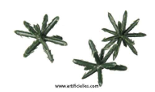 Artif-deco - Supports x6 pour 6 boules de rose pm 2 50 cm nu
