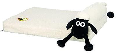 Desde la nueva gama de la oveja Shaun de una de la oveja Shaun sofá cama para perros