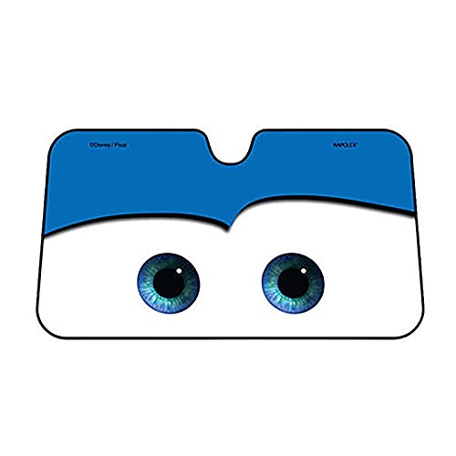 Parasol De Coche De Cars Azul  marca HELOU