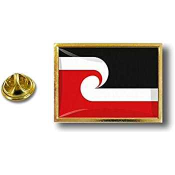 pins pin/'s flag national badge metal lapel backpack hat button vest maori