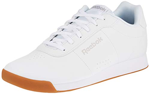 Reebok Damen Royal Charm Multisport Indoor Schuhe, Weiß (White/Steel/Gum 000), 38 EU