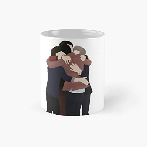 One Direction - Last Hug Classic Mug Best Gift Funny Coffee Mugs 11 Oz