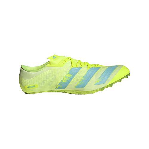 adidas Adizero Prime SP, Zapatillas de Running Unisex Adulto, Amasol/AGUCLA/NEGBÁS, 40 2/3 EU
