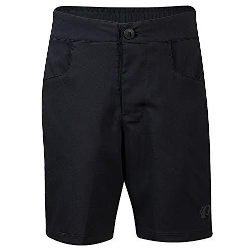 PEARL IZUMI Juniors Canyon Short, Black, XL