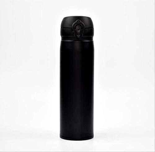 siyao Thermoskanne 450 Ml Tragbare Thermosflasche Edelstahl Wasserflasche Isolierflaschen Hohe Kapazität Student Reisebecher5