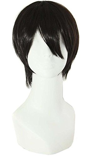 Generic Anime Droit Court Parti Cosplay Perruques