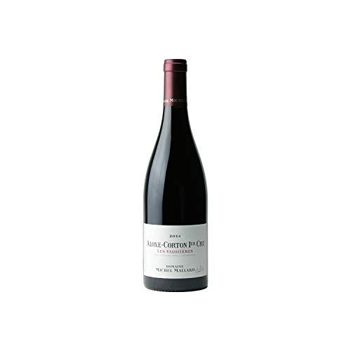 Aloxe-Corton 1er Cru Les Valozières Rouge 2014 - Domaine Michel Mallard - Vin AOC Rouge de Bourgogne - Cépage Pinot Noir - 75cl