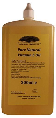 Pure Natural Vitamin E Oil 300ml