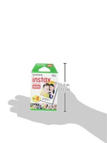 Fujifilm Instax Mini Instant Film 3-PACK BUNDLE SET , Twin Pack ( 20 ) + 2-SET Monochrome ( 20 ) for Mini 90 8 70 7s 50s 25 300 Camera SP-1 Printer