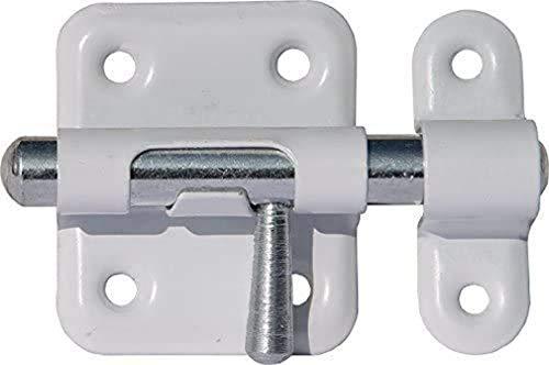 ABUS SRR35W 59674 Targette 35 mm Blanc