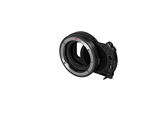 Canon Bajonettadapter EF-EOS R mit Einsteckfilter (V-ND: variabler Neutraldichtefilter A)