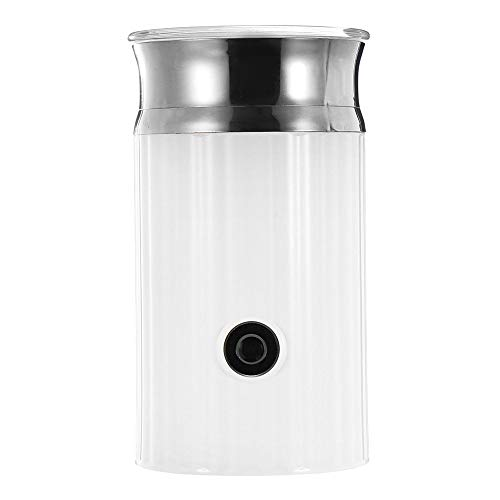 Best Price Portable 500W Electric Warm Milk Frother Automatic Home Coffee Foaming Maker Machine Milk...