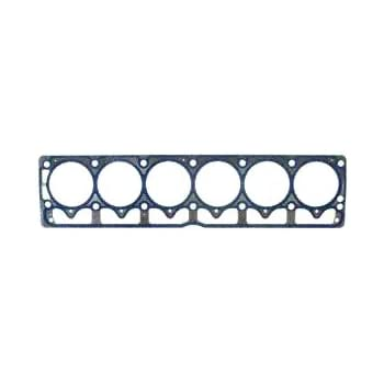 Engine Cylinder Head Gasket-VIN F Left Mahle 55134