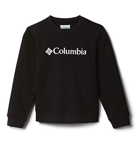 Columbia Jungen Pullover mit Rundhalsausschnitt, French Terry, Modell Columbia Park