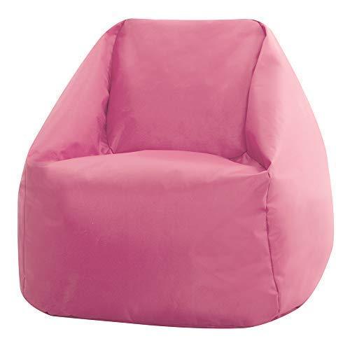 Bean Bag Bazaar Kids Mini Hi-Rest Chair, Bean Bags for Children, Girls and Boys Kids Bean Bag Chair, Bedroom, Living Room, Garden