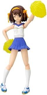 Max Factory The Melancholy of Haruhi Suzumiya: Haruhi Suzumiya Figma Action Figure Cheerleader Ver.