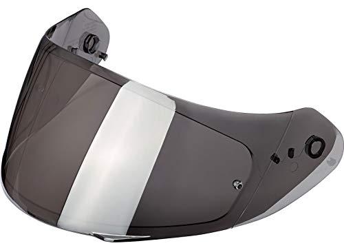Scorpion Visier 2D KDF14-2 für EXO 2000/1200 / 710/510 / 410/390 silber