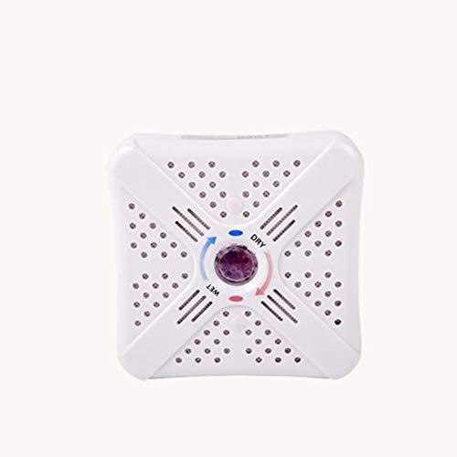 JXH Mini-deshumidificador, además de molde/deshumidificación Desodorización/descondensación/cargable/caja de joyería deshumidificación guardarropa del hogar absorción de humedad secador de aire