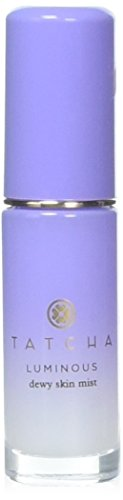 Tatcha Skincare Luminous Dewy Mini Skin Mist 0.4 Ounce Travel Size - Boxed