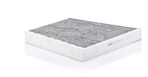 Original MANN-FILTER Innenraumfilter CUK 3172 – Pollenfilter mit Aktivkohle – Für PKW