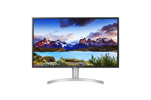 """LG 32UL750 Monitor 32"""" Ultra HD 4K LED VA HDR 600, 3840 x 2160, 4ms, Radeon FreeSync 60Hz, Speaker Stereo, 1x USB-C, 1x Display Port, 2x HDMI, 2x USB 3.0, Uscita Audio, Altezza Regolabile"""