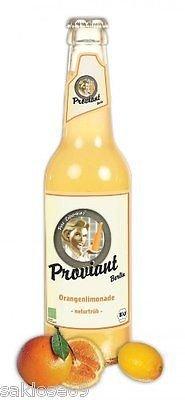 24 Flaschen Proviant Berlin Orangenlimonade a 0,33L inclusive 1.92€ MEHRWEG Pfand