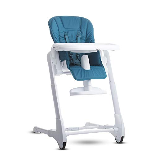 Product Image of the Joovy Foodoo High Chair, Reclinable Seat, Adjustable Footrest, 8 Height...