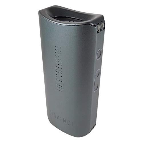 DaVinci IQ Verdampfer Vaporizer (Gun Metal) Nikotinfrei
