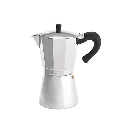ORYX, Espressokocher, für Induktionskochplatten geeignet 600 ml