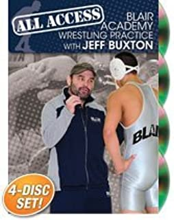 Jeff Buxton: All Access Blair Academy Wrestling Practice (DVD)