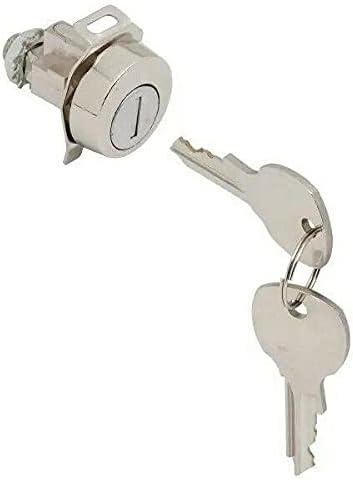 Mailbox Lock Cylinder, Work w Lock Box Mailbox Lock Key Lock Box