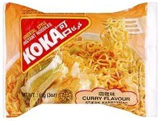Koka Instant Noodles Curry Flavour 85G x 4
