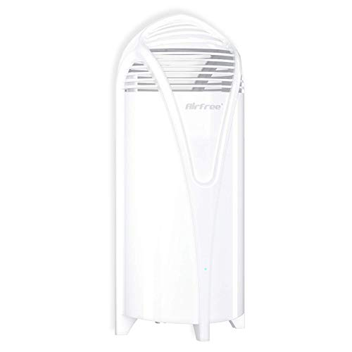 Airfree T800 Filterless Air Purifier, Small, White