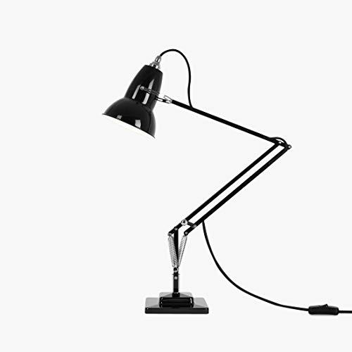 Anglepoise 30592 Original 1227 Desk Lamp Noir, Aluminium, E27, 15 W