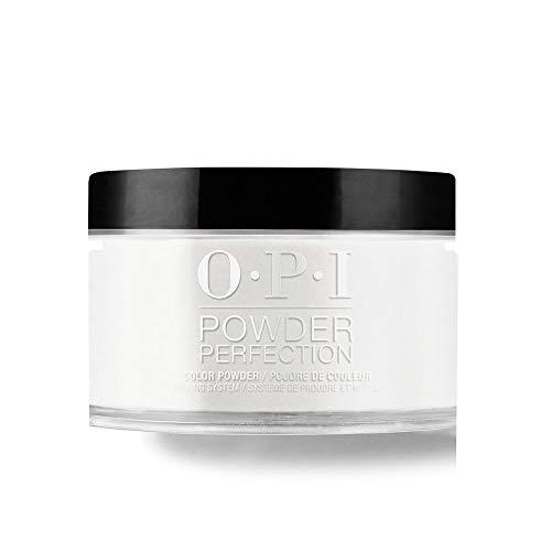 OPI Powder Perfection, White Dipping Powder Nail Color Nail Color